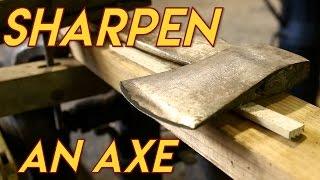 Sharpening an Axe