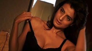 Unseen Ameesha Patel's Hot Telugu Scene