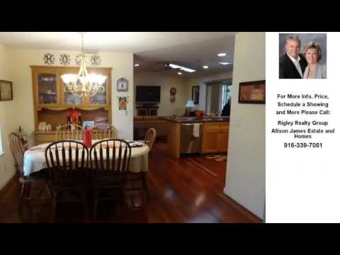 8652 Timber Ct, Orangevale, CA Presented by Rigley Realty Group.