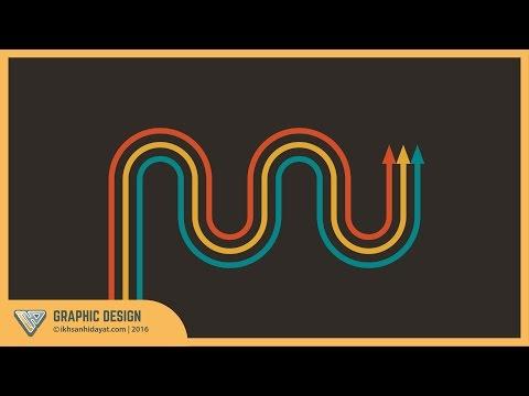 Creating Arrow Brush - illustrator tutorials for beginners