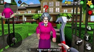 Scary Teacher 3D - Fun Prank Game! 🤣 - IOS Android gameplay