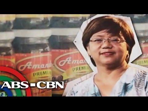 Meet Bataan's Queen of bagoong, tinapa and tuyo
