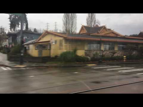 Seatac to Safeco Stadium on Seattle Light Rail
