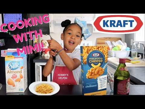 COOKING WITH MIMI | MAC AND CHEESE!!!