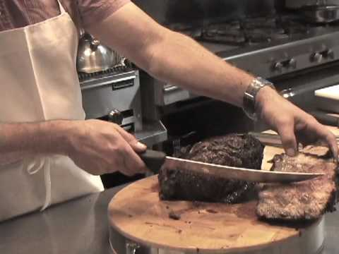 How To Cut Prime Rib