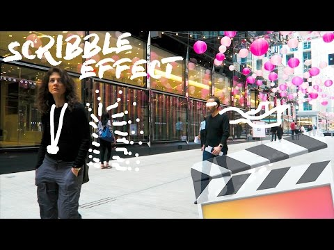 Scribble Effect in Final Cut Pro X (Full Tutorial)