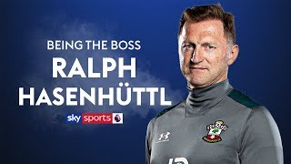 Ralph Hasenhüttl reveals why he is a 'tracksuit manager' | Being The Boss