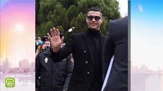 كريستيانو رونالدو يقرر تقبل عقوبة السجن مع وقف التنفيذ