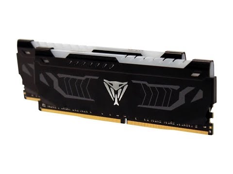 Patriot Viper LED Series DDR4 3000mhz CL15 Memory Review