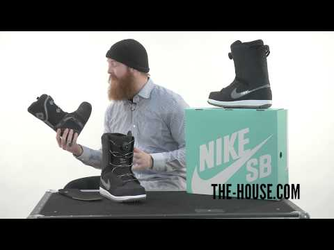 2015 Nike Vapen Boa Snowboard Boots - Review - The-House.com