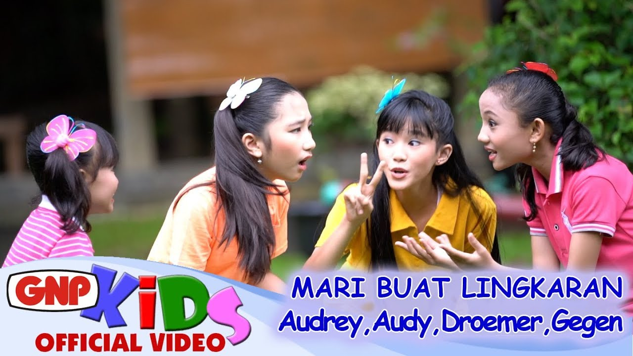 Download Audrey Barus, Audy & Droemer Keysha - Mari Buat Lingkaran MP3 Gratis