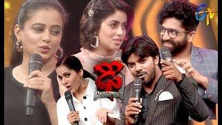 Intro   Dhee Champions   6th November 2019      ETV Telugu