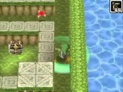 Let's Play The Legend of Zelda: Phantom Hourglass Part 29: Maze Madness