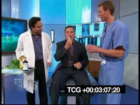 The Doctors: Dr. Bill Dorfman on How to Cure Bad Breath