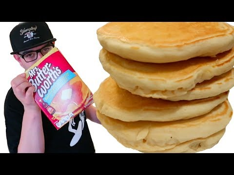 How to make the best pancakes EVER!