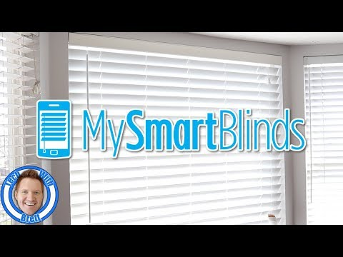 MySmartBlinds Review With SmartLock Installation
