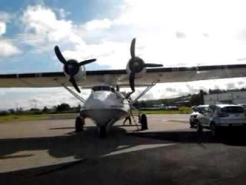 Catalina at city of derry airport