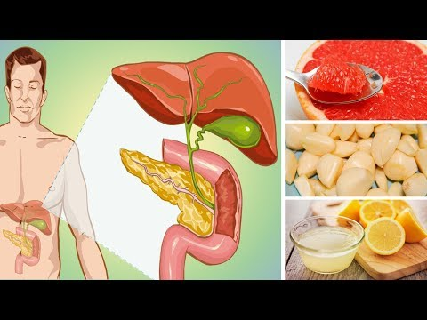 Eat These 7 Foods to Naturally Cleanse Your Liver!
