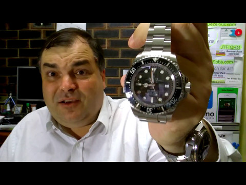 Rolex Store Tricks to stop you getting a discount
