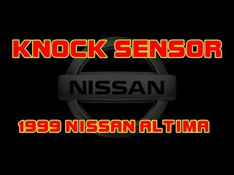 ⭐ 1999 Nissan Altima - 2.4 - Knock Sensor