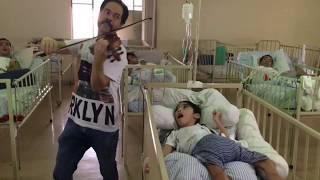 O Poder da música/ paralisia cerebral