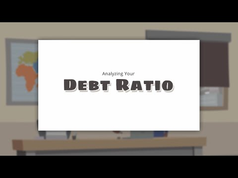 Analyzing Your Debt Ratio