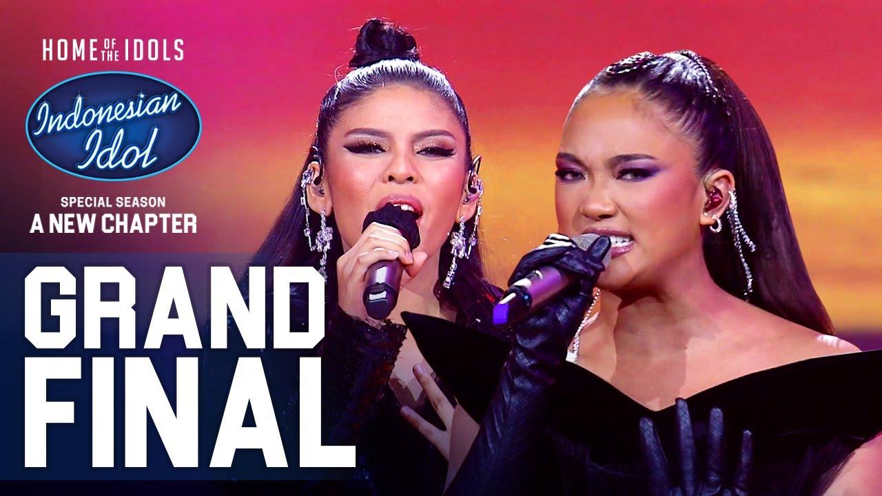 Download RIMAR X MARION JOLA - PANAH ASMARA (Chrisye) - GRAND FINAL - Indonesian Idol 2021 MP3 Gratis