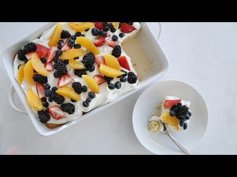 Tres Leches Cake - Sweet Talk with Lindsay Strand
