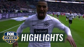 Eintracht Frankfurt vs. Mainz | 2017-18 Bundesliga Highlights