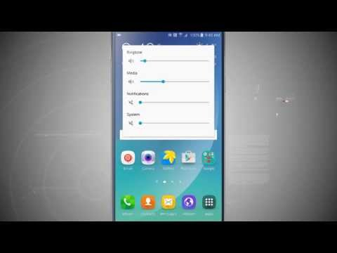 Change Sound Options on the Samsung Galaxy Note 5