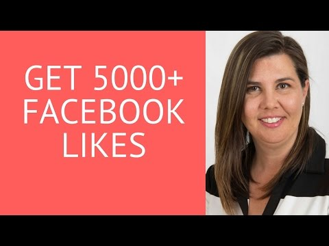 How to Get More Facebook Likes -5000+ NOT USING DODGY TRICKS! Get Facebook Likes The Legit Way!