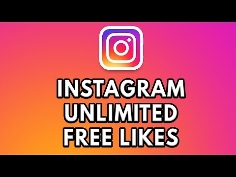 How to get Unlimited Instagram Likes for Free