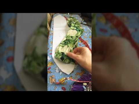 How to make a headscarf