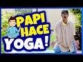 Daniel El Travieso Papi Hizo Yoga