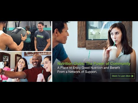 Herbalife Nutrition Clubs: The Power of Community (Long Version)