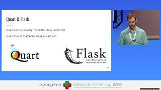 Dougal Matthews - Async Web Apps with Sanic - PakVim net HD Vdieos