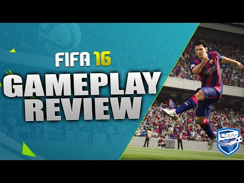 FIFA 16 GAMEPLAY REVIEW / BETTER THAN FIFA 15? Skill Moves / Attacking-Defending / Shooting Analysis