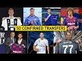 TOP 50 CONFIRMED SUMMER TRANSFERS 2019 Ft Griezmann Hazard Neymar HD