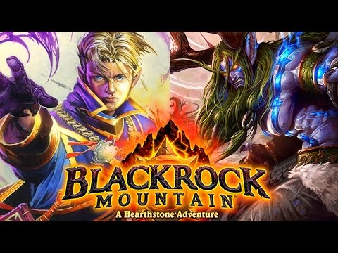 Hearthstone: Blackrock Mountain Adventure! Priest and Druid Class Challenges