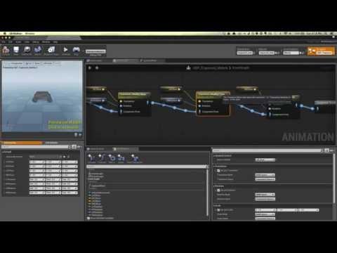 Unreal Engine 4 Vehicle Tutorial (Blueprint)