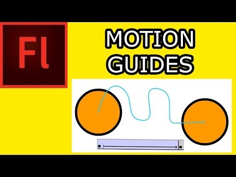 How To Animate In Flash CS5: 006 Motion Guides