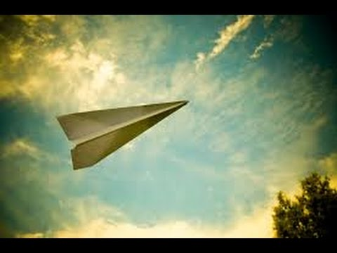 3 Awesome Paper Airplanes DIY