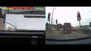A406 (Cooks Ferry) Road Rage