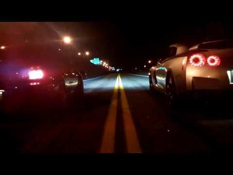 Sti vs. GTR