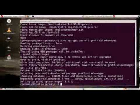 How to configure Grub 2 Boot Loader and Setup Triple Boot - Session 3