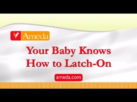 Your Baby Knows How to Latch On | Ameda