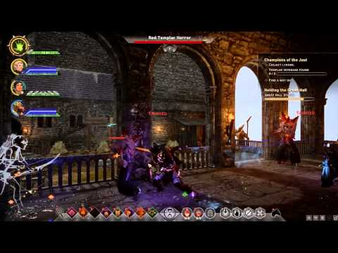 Dragon Age 3: Inquisition   Gameplay Part 24/ Champions of the Just/Red Templars
