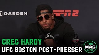 """Greg Hardy reacts to 'Inhaler-gate': """"I got permission and I did what I was told"""""""