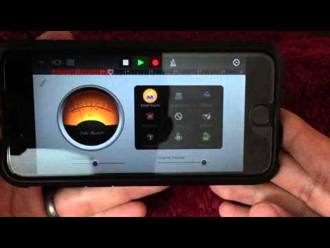 How to Use GarageBand on iPhone for Audio Recordings