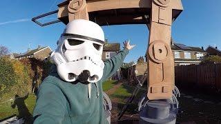 Building a HUGE Star Wars AT-AT